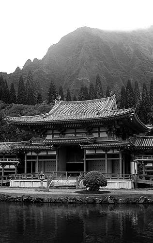 Photo of Byōdō-in Temple in Oahu, Hawaii